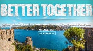 Teknoparkları buluşturan IASP Dünya Kongresi, bu yıl İstanbul'da düzenleniyor