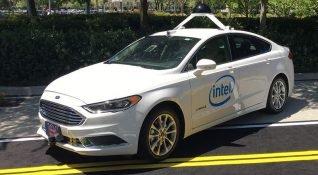 Intel, 100 araçlık filo ile sürücüsüz otomobil yarışına katılıyor