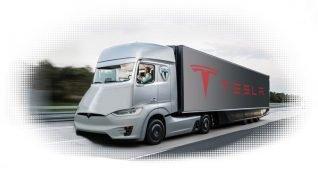 Tesla elektrikli tırının tanıtımını 26 Ekim'e erteledi