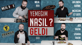 Yemek siparişleri için 'unboxing' yapan YouTube kanalı: Yemeğim Nasıl Geldi?
