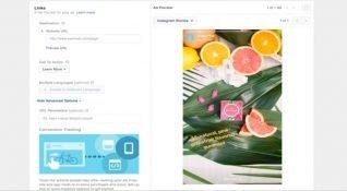 Facebook Canvas reklam aracını Instagram'a uyarlıyor