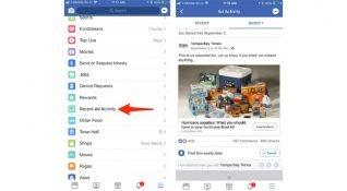 Facebook Yeni Reklam Hareketleri özelliğini yayına aldı