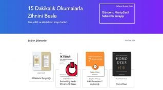 Edebiyat dışı Türkçe kitaplar için özet servisi: Fiberbooks