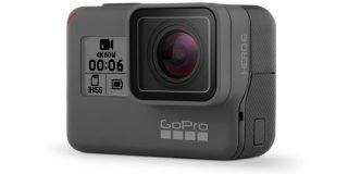 GoPro Hero6 Black 499 dolarlık satış fiyatı ile satışa sunuldu