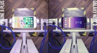 Düşme testi sonuçları: Apple'ın iPhone 8'in arka camı ile ilgili söylediklerini yalanlıyor