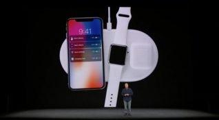 Apple'ın kablosuz şarj istasyonu AirPower 2018'de piyasaya sunulacak