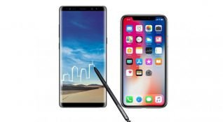 Hangisini almalı iPhone X mi Samsung Galaxy Note 8 mi?