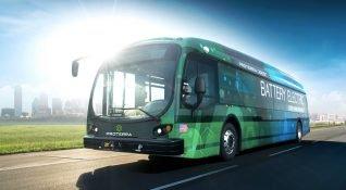 Elektrikli otobüs, tek şarjla gidilen en uzun mesafe rekorunu kırdı