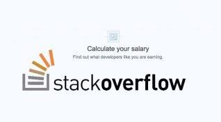 Stack Overflow, yazılımcılar için maaş tahmin aracını tanıttı