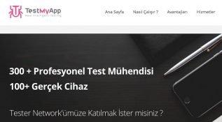 TestMyApp: Yazılımınızı test ettirin veya yazılım testi yaparak para kazanın