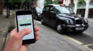 Uber, Londra'daki tüm filosunun 2025'e kadar elektrikli otomobillerden oluşacağını açıkladı