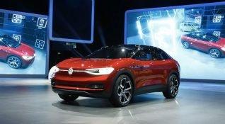 Volkswagen, 2020 yılında piyasaya süreceği tamamen elektrikli SUV modelini tanıttı