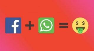 Facebook, WhatsApp düğmesini Türkiye'de de öne çıkarmaya başladı