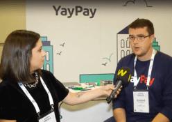 Startup Pitch'te son 4'e kalan girişimlerden Yaypay'e mikrofonumuzu uzattık