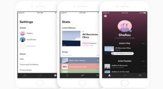 Spotify'dan müzisyenlere mobil uygulama: Spotify for Artists