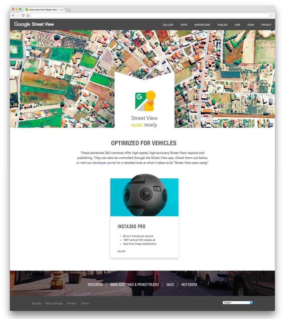 Google, Street View'e 360 derece görüntü yüklemek herkese
