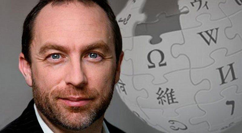Wikipedianın Kurucusu Jimmy Wales Bence Icolar Dolandırıcılıktır