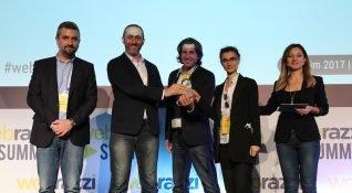 Webrazzi Arena 2017'nin kazananı blockchain tabanlı dijital kimlik girişimi Kimlic oldu!