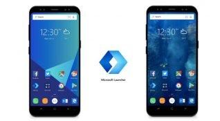 Android'de Windows esintisi: Microsoft Launcher