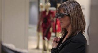 AR gözlükleri, iris tanıma ve temassız ödemelerle e-ticaretin geleceğine yolculuk