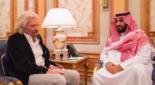Suudi Arabistan Virgin Galactic'e 1 milyar dolar yatırım yapacak