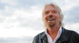 Richard Branson uzay gemisiyle yeryüzünde seyahat için hazır