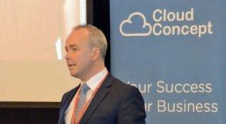 Salesforce Başkan Yardımcısı Richard McGuinness Webrazzi Summit 2017'de