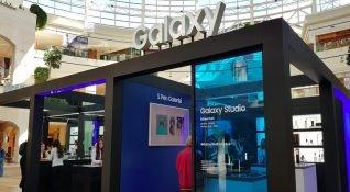 Deneyim odaklı Samsung Galaxy Studio İstanbul'a geldi
