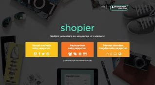 Sosyal medya hesaplarını e-ticaretle buluşturan Shopier, Türkiye'de 6 bin aktif üyeye ulaştı
