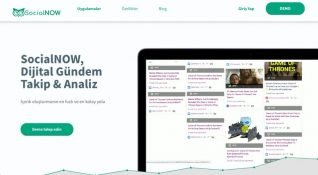 SocialNOW ile dijital gündemi kolayca ve derinlemesine takip edin