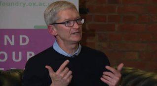 Apple CEO'su Tim Cook'tan çocukların teknoloji eğitimi üzerine dikkat çeken açıklamalar