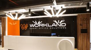 Paylaşımlı ofis alanı Workland, ikinci ofisini Vadistanbul'da açıyor