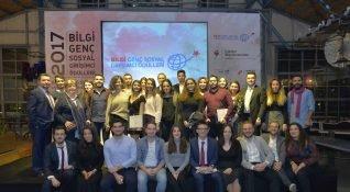 Bilgi Genç Sosyal Girişimci Ödülü'nü kazanan 10 sosyal girişim