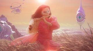 İzlandalı şarkıcı Björk, yeni albümünü kripto para desteğiyle piyasaya sunacak