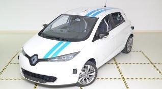 Renault'dan engellerden kaçınabilen sürücüsüz otomobil sistemi: Callie