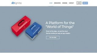 Nesnelerin interneti odaklı PaaS girişimi: IoT-Ignite