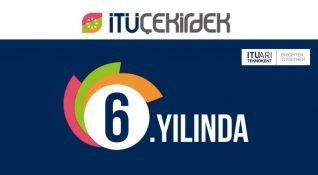 6. yılına giren İTÜ Çekirdek girişimlerinin toplam değeri 415 milyon TL