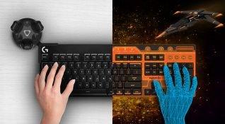 Logitech'ten sanal gerçeklik klavyesi kiti: Logitech Bridge SDK