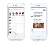 Facebook Messenger'dan tüm işletmeler sponsorlu mesaj atabilecek