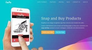 Görsel arama ve sınıflandırma platformu SnapBuy, SaaS modelini geçiş yaptı