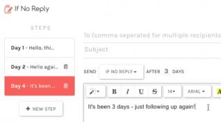 If No Reply, e-posta pazarlamada dönüşümü arttırmayı hedefliyor