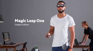 AT&T, artırılmış gerçeklik girişimi Magic Leap'e yatırım yaptı
