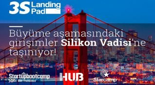 StartersHub'tan Silikon Vadisi odaklı yeni platform: 3S Landing Pad
