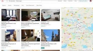 Amsterdam, Airbnb gibi uygulamalardan konaklamaya yıllık gün kısıtlamasını sıkılaştırıyor