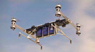 Boeing, 227 kg yük taşıyabilen devasa drone prototipini tanıttı