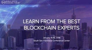 Blockchain ekosistemini bir araya getirecek olan WCEF, kapılarını 15 Ocak'ta açacak [İndirim kodu]