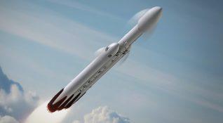 Falcon Heavy'nin test fırlatılışı, ABD'de hükümetin kapatılmasından dolayı ertelendi