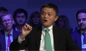 Jack Ma: Para ve kaynağa sahip şirketler hayatı güçlendiren teknolojilere odaklanmalı