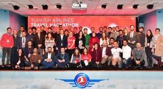 Turkish Airlines Travel Hackathon'un kazananı mobil seyahat asistanı Albatros oldu