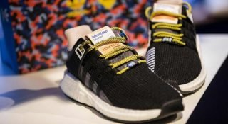 Berlin ulaştırma otoritesi ve Adidas işbirliğiyle bilet yerine geçen ayakkabılar